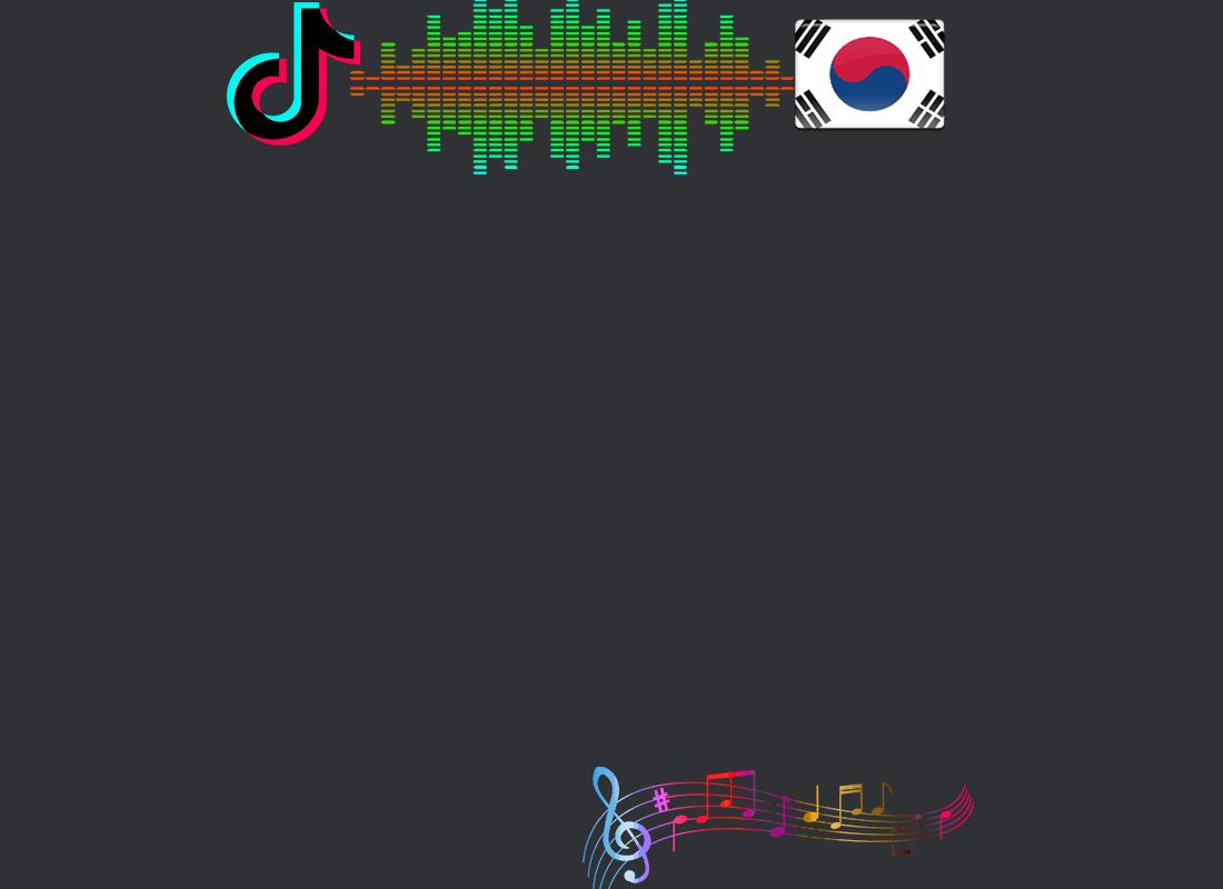 Корейский Тик Ток логотип