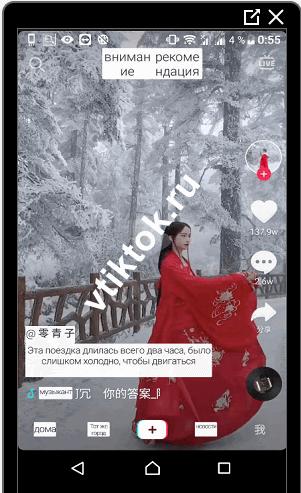 Перевод с китайского через language navi