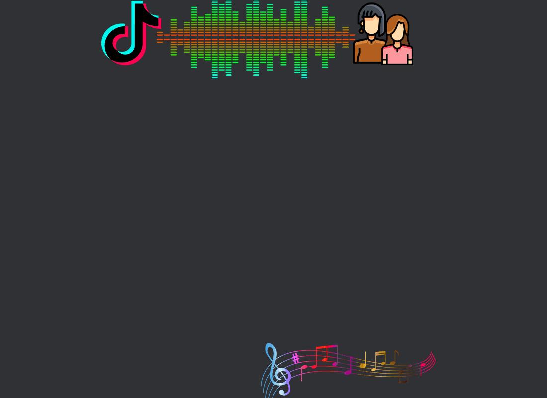 Дуэты в Тик токе логотип